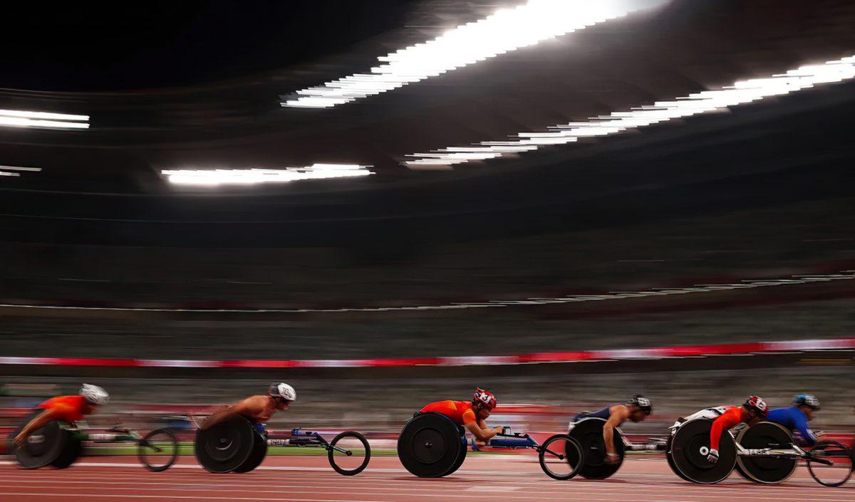 Tokyo Jeux Paralympiques
